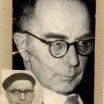 Юрий Михайлович Золотарев (1900-1969) - 1958 год и последнее фото (осень 1969 г.)