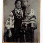 Мама с няней, 1905 год