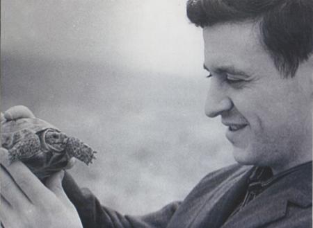 1965 или 1966 год: в командировке в Туркмении